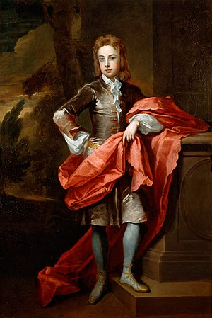 James Vernon the Younger - James Vernon the Younger in the 1690s