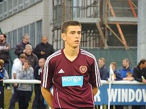 Jamie Walker (footballer) - Image: Jamie Walker 2012