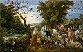 Jan Brueghel the Elder - The Entry of the Animals into Noah's Ark - Google Art Project.jpg