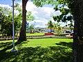 Jardines en el Parque de los Caimanes, Chetumal, Q. Roo - panoramio.jpg