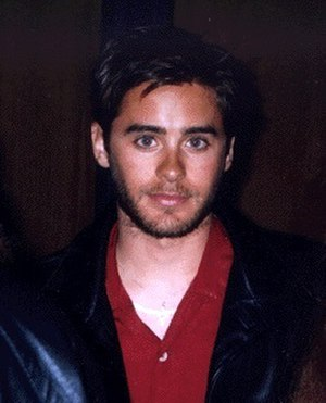 Jared Leto - Leto at a press conference for My So-Called Life in 1995