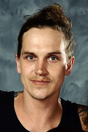 Jason Mewes - Mewes at the Florida SuperCon, June 2015