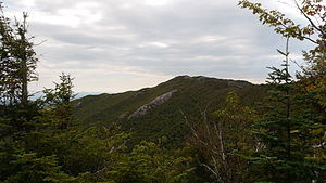 Jay Mountain (New York) - Image: Jay Mountain 3