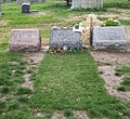 Jean-Michel Basquiat gravestone at Green-Wood Cemetery (62063).jpg