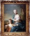 Jean-marc nattier, madame crozat de thiers e sua figlia, 1733.jpg