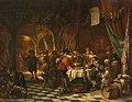 Jean Auguste Henri Leijs - De schutterskoning - SA 223 - Amsterdam Museum.jpg