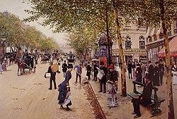 Jean Béraud Boulevard des capucines.jpg