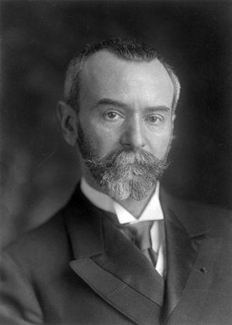 Jean Jules Jusserand - J. J. Jusserand in 1910