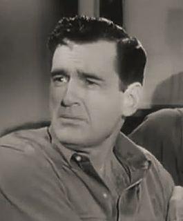 Jeff Morrow American actor and World War II veteran