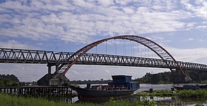 Palangka Raya - Kahayan Bridge, Palangka Raya