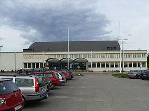 Sandvikens AIK Fotboll - Jernvallen