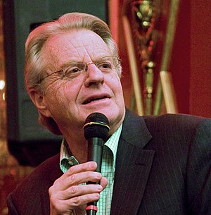 Jerry Springer - Springer in January 2011