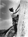 Jerry Gallwas climbing near Yosemite Base Camp, 1950s.pdf