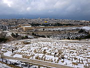 Jerusalem snow! (11357248385)