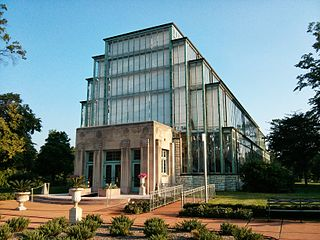 Jewel Box (St. Louis) United States historic place