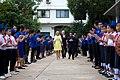 Jill Biden visits Laos, July 2015 08.jpg