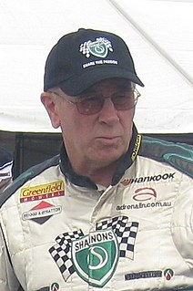 New Zealand racing driver
