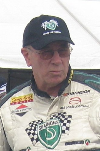 Jim Richards (racing driver) - Richards in 2011