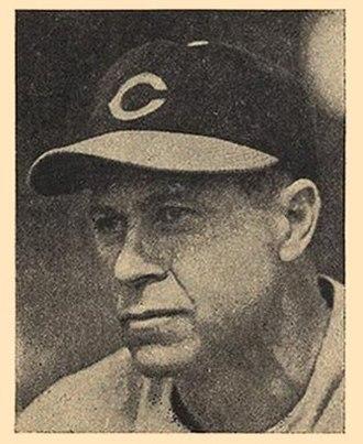 Jim Turner (baseball) - Image: Jim Turner Reds
