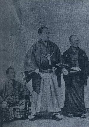 Jinmaku Kyūgorō - Image: Jinmaku Kyugoro