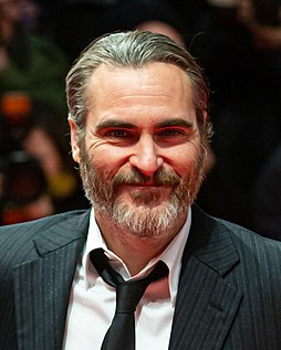 Joaquin Phoenix American actor and producer