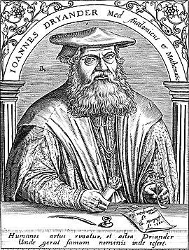 Johann Dryander