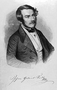 Johann Gabriel Seidl Austrian archeologist, poet, storyteller and playwright