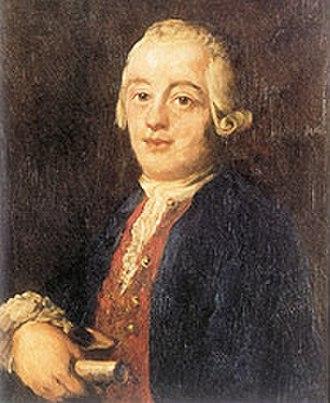 Johann Gottfried Brügelmann - Image: Johann Gottfried Brügelmann