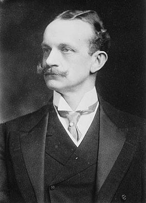 Johann Heinrich von Bernstorff - Bernstorff in 1908