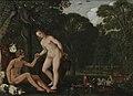 Johann König - Adam und Eva im Paradies.jpg