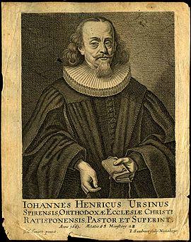 Johann Heinrich Ursin