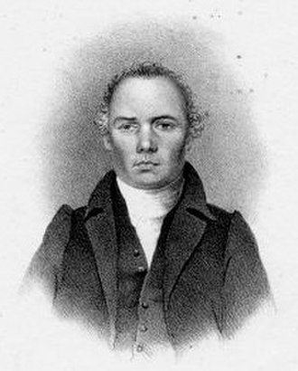 Annin & Smith - Image: John Lindsey ca 1832 by Nutting Boston