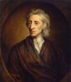Portrait of John Locke by Sir Godfrey Kneller (1697)