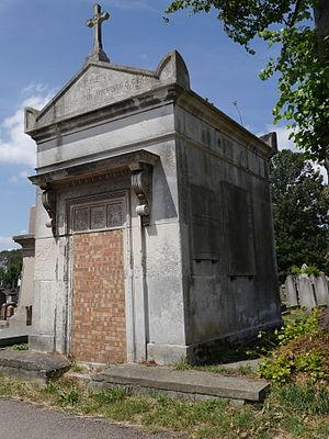 John Aitchison (British Army officer) - Kensal Green Cemetery mausoleum