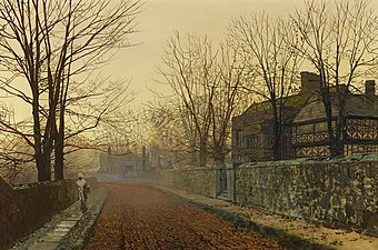 John Atkinson Grimshaw - A November Morning.jpg
