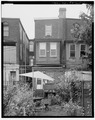 John Coltrane House, 1511 North Thirty-third Street, Philadelphia, Philadelphia County, PA HABS PA,51-PHILA,756-3.tif