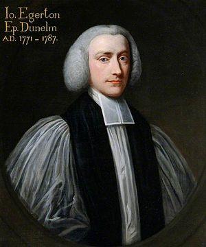 John Egerton (bishop) - Image: John Egerton Ep Dunelm