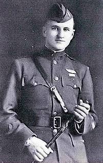 John Owen Donaldson American World War I flying ace
