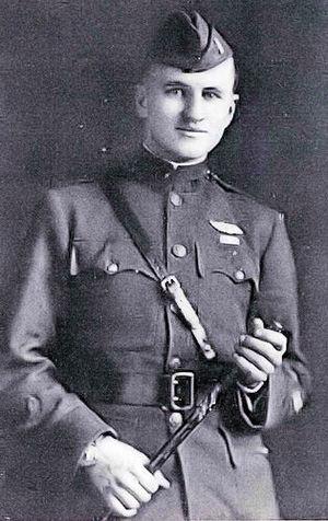 John Owen Donaldson - John Owen Donaldson, 1918