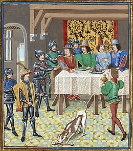 John the Good king of Fra ordering the arrest of Charles the Bad king of Navarre.jpg