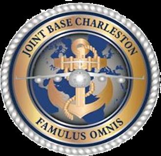 Charleston, South Carolina metropolitan area - Image: Joint Base Charleston Emblem