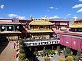 Jokhang Temple Lhasa Tibet China 西藏 拉萨 大昭寺 - panoramio (8).jpg