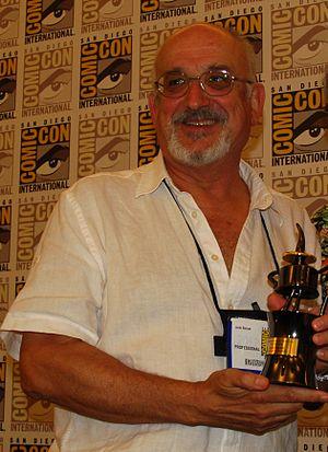 Jordi Bernet - Jordi Bernet at San Diego Comic-Con 2011