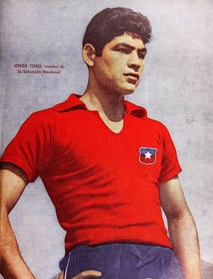Jorge Toro - Toro in 1963 with Modena's uniform.