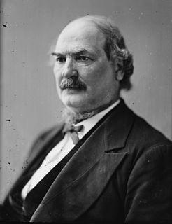 Joseph E. McDonald United States Representative and Senator from Indiana