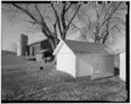 Joseph H. Marshall Farmstead, West side of U.S. Route 50, .7 mile south of Guysville, Guysville, Athens County, OH HABS OHIO,5-GUYS.V,5-3.tif