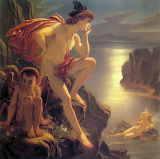 Joseph Noel Paton Oberon and the Mermaid JKAM