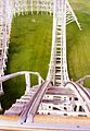 Joyland Wichita Roller Coaster Down 1997.jpg