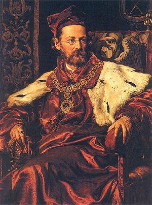 Józef Szujski - Image: Jozef Szujski