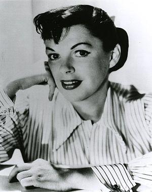 Judy Garland discography - 1954 publicity still